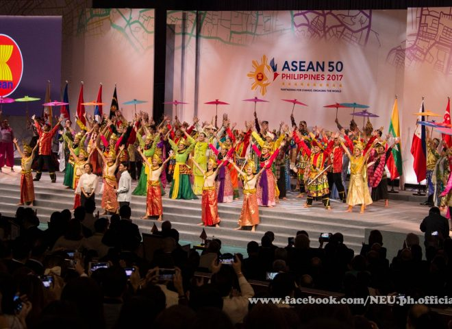 In photos: Philippine pride:  Highlights of the performances during the 30th ASEAN Summit