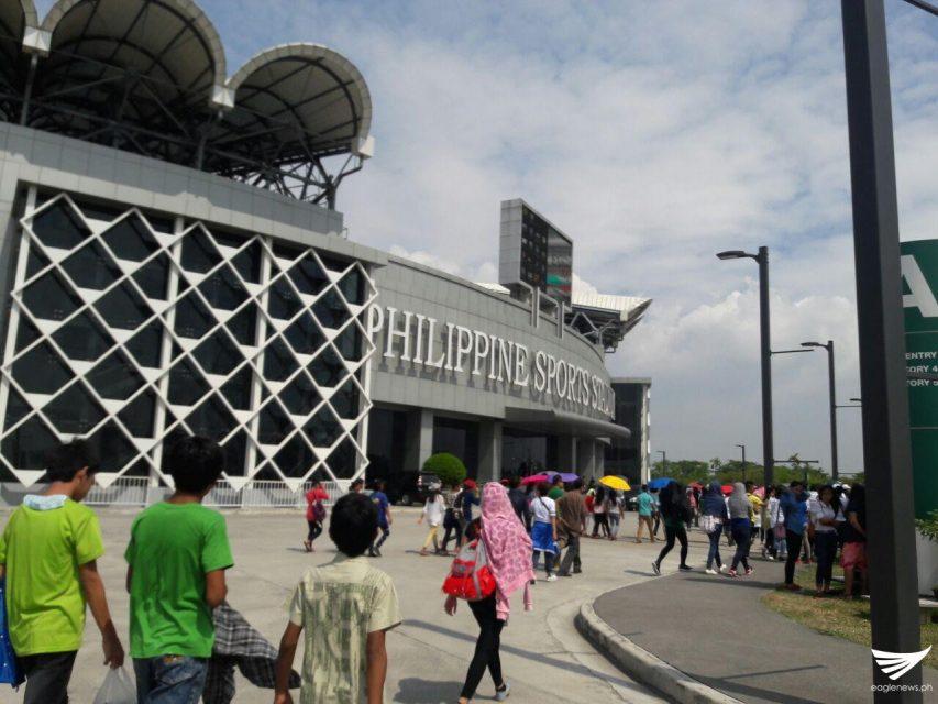 EVM at Philippine Arena 1