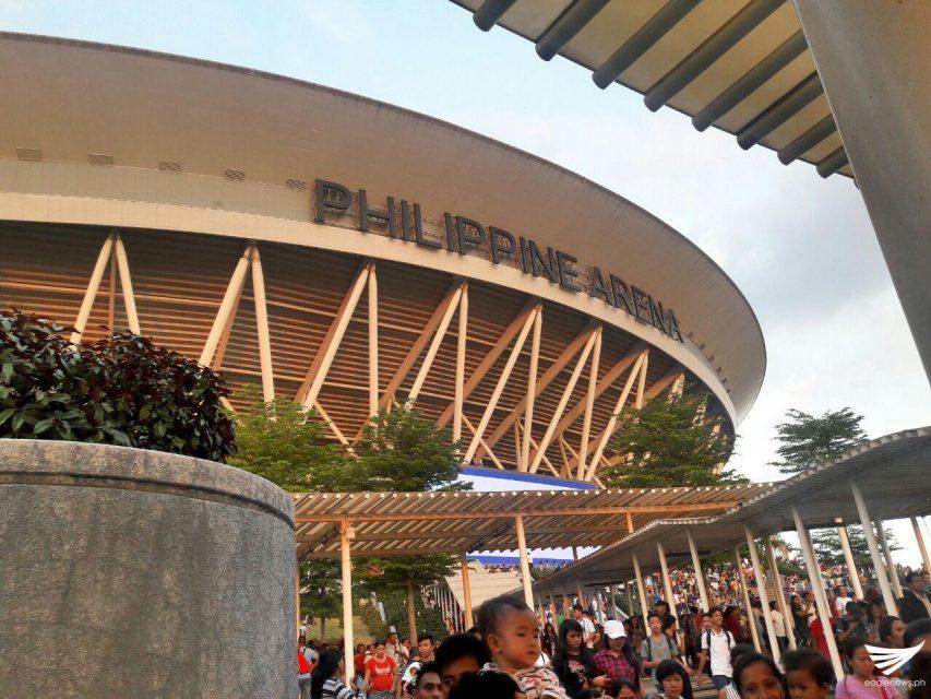 EVM at Philippine Arena 5