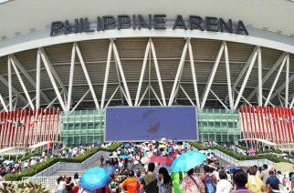 Philippine Arena napuno ng mga panauhin sa ginanap na Evangelical Mission