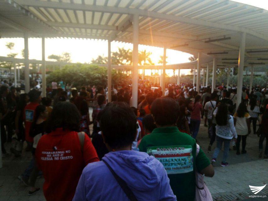 EVM at Philippine Arena 9