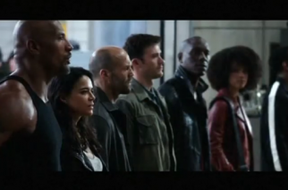 Universal's 'The Fate of the Furious' nabs top billing with a draw of an estimated $100.2 million at the U.S. weekend box office.(photo grabbed from Reuters video)