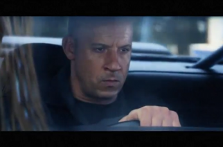 """The Fate of the Furious"" is poised for another win at the North American Box office.(photo grabbed from Reuters video)"