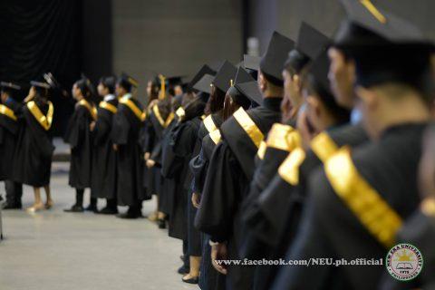 NEU graduates