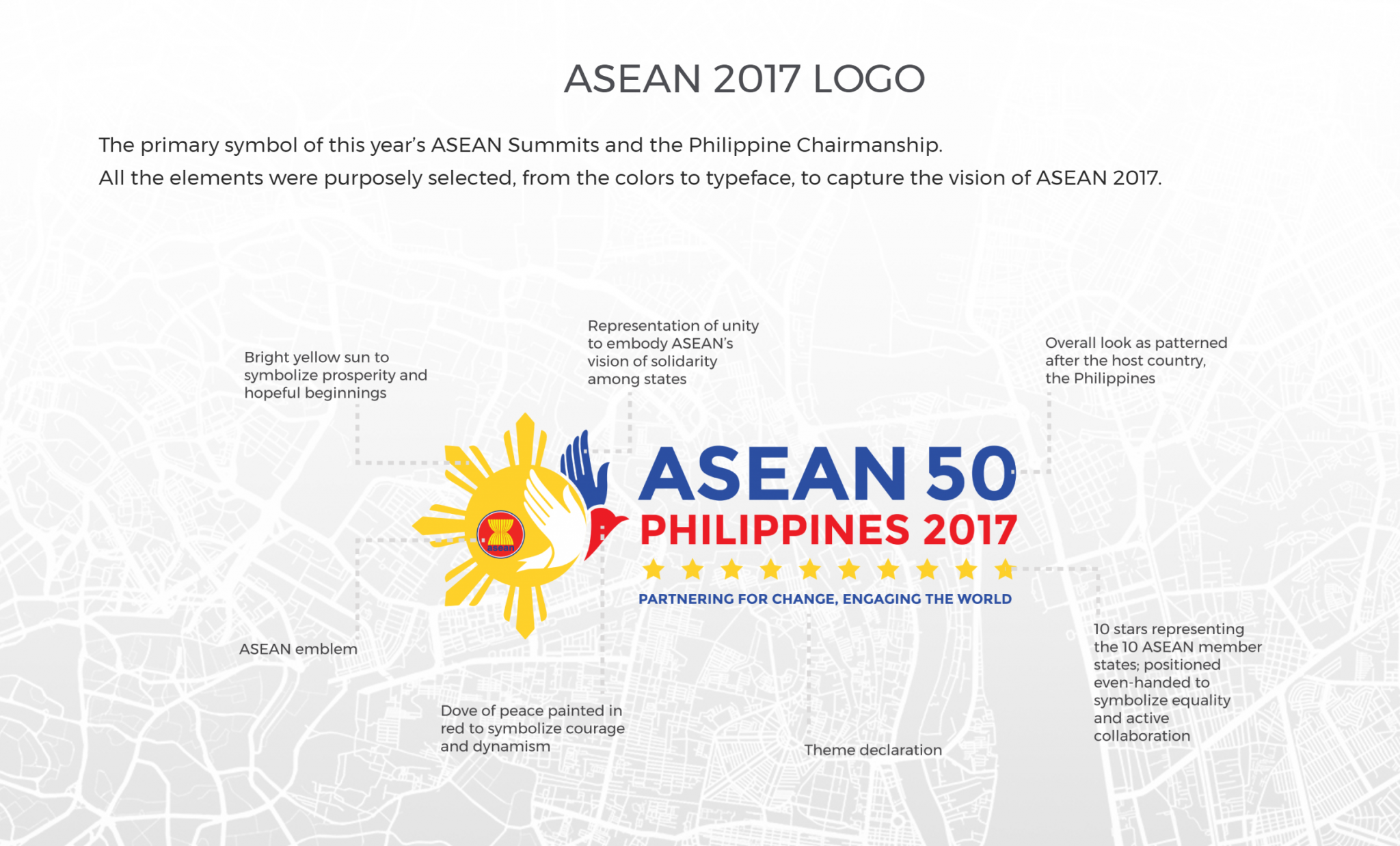 Infographics what the asean 2017 logo means biocorpaavc Choice Image