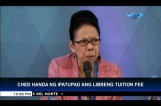 CHED issues guidelines on use of P8.8-B fund for free tuition fee program