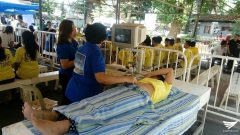 """""""Evangelical Medical Mission"""" isinagawa ng Iglesia Ni Cristo sa Rodriguez Municipal Jail"""