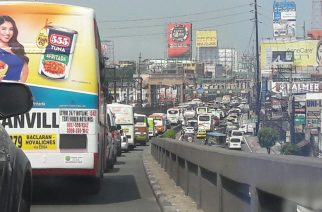 The situation was no different on Edsa-Taft (southbound). Erwin Temperante, Eagle News Service