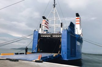 First ASEAN RoRo service to reduce shipping time from 3-5 weeks to 1-1/2 day in BIMP-EAGA