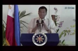 President Duterte reiterates pitch for family planning, mandatory ROTC