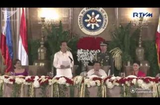 Watch:  Indonesian President Joko Widodo's speech during state banquet in Malacanang