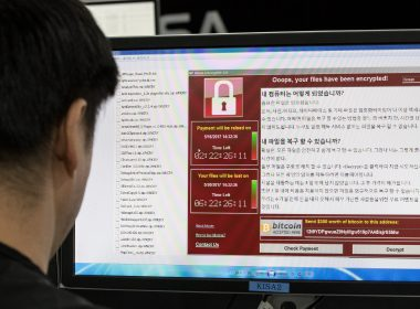 A photo taken on May 15, 2017 shows staff monitoring the spread of ransomware cyber-attacks at the Korea Internet and Security Agency (KISA) in Seoul More cyberattacks could be in the pipeline after the global havoc caused by the Wannacry ransomware, a South Korean cybersecurity expert warned May 16 as fingers pointed at the North. More than 200,000 computers in 150 countries were hit by the ransom cyberattack, described as the largest ever of its kind, over the weekend.   / AFP PHOTO / YONHAP / YONHAP / REPUBLIC OF KOREA OUT  NO ARCHIVES  RESTRICTED TO SUBSCRIPTION USE
