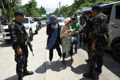 Integrated Bar of the Philippines, suportado ang pagdeklara ng martial law sa Mindanao