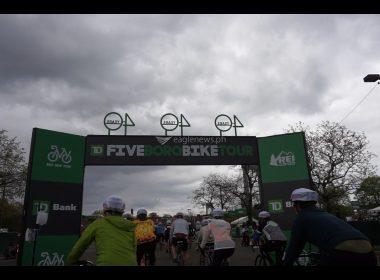 EBC Sports International: Riding Through The Mean Streets of New York's 5 Boroughs