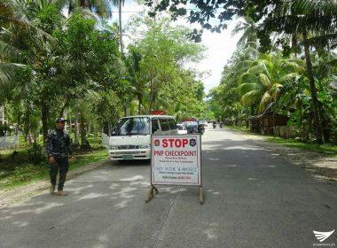 Suspensyon ng permit to carry firearms outside residences, ipinatutupad sa Lianga, Surigao del Sur