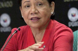 Senator Cynthia Villar (Photo courtesy wikipedia)