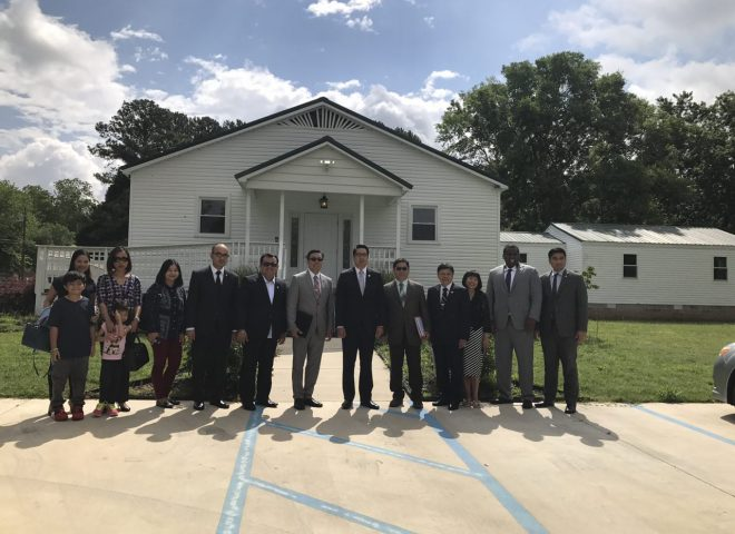 Iglesia Ni Cristo acquires its first chapel in Alabama state