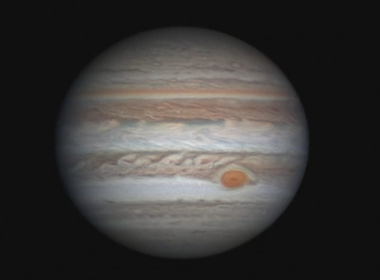 Jupiter's atmosphere features colossal cyclones and rivers of ammonia welling up from deep inside the solar system's largest planet, researchers said on Thursday (mAY 25), publishing the first insights from a NASA spacecraft flying around the gas giant.(photo grabbed from Reuters video)