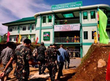 (File photo) The Amai Pakpak Medical Center in Marawi City