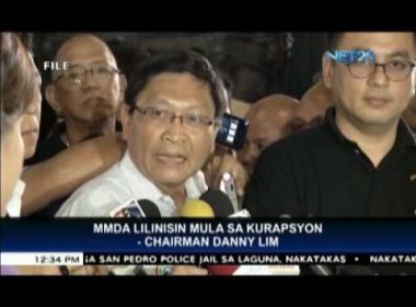 New MMDA Chairman vows to eliminate corruption in the agency