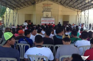 Blood donation, isinagawa ng mga miyembro ng Iglesia ni Cristo sa Bataan