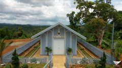 Barangay chapel ng Iglesia Ni Cristo pinasinayaan sa Malinao, Aklan