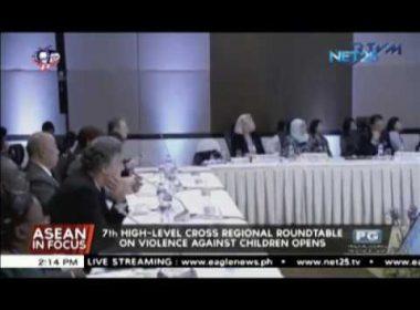 7th High-Level Cross Regional Roundtable on Violence against Children opens