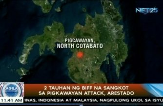 Eagle News, 2 BIFF members, arrested