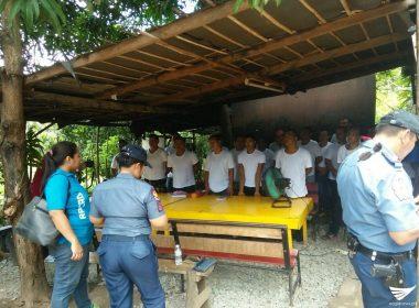 Kalagayan ng drug surrenderees sa Bataan, siniguro ng Police Regional Office