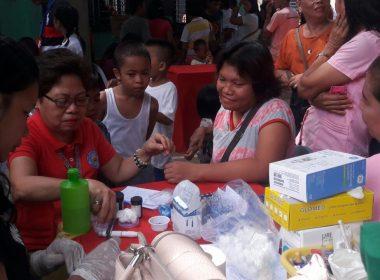 Eagle News, Polanco, Zaboanga del Norte Medical & Dental Mission 5