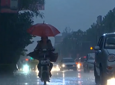 Heavy rain hits multiple cities across north China