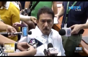 Senators poised to name Tito Sotto as their new leader