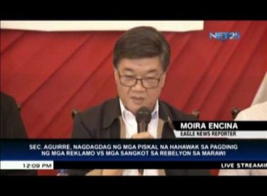 Additional prosecutors to handle rebellion cases vs Maute members tagged in Marawi siege