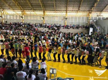 Summer youth camp laban sa iligal na droga, isinagawa sa Zamboanga del Norte