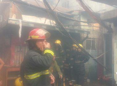 Paco Manila Fire-- Eagle News/ Jodi Bustos