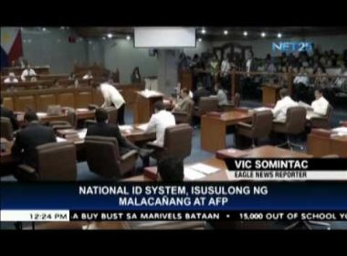 Malacañang, AFP consider plans to implement national ID system