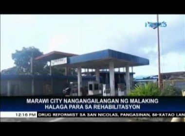 Marawi City rehabilitation can only start after gov't wipes out Islamist terrorists in Marawi – ARMM Assemblyman