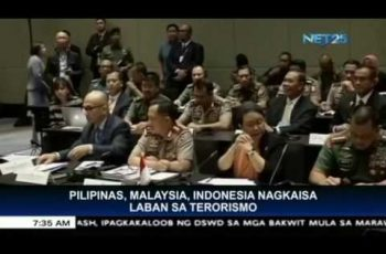 PHL, Malaysia, Indonesia agree to discuss proposed plan of action to counter terrorism, violent extremism in region