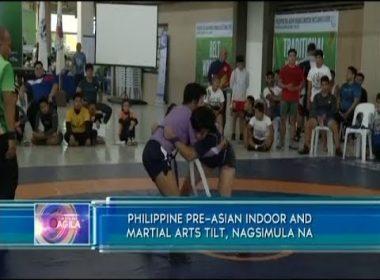 Pre-Asian Indoor and Martial Arts Games, nagsimula na
