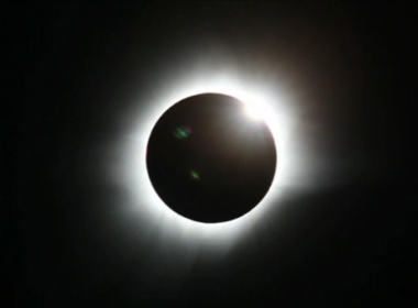 Two months before the first total solar eclipse to cross the continental United States in a century, NASA on Wednesday (June 21) is expected to detail its plans to study and promote a celestial show that will darken skies from Oregon to South Carolina.(photo grabbed from Reuters video)