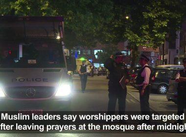 WATCH: Witnesses describe London van incident near mosque
