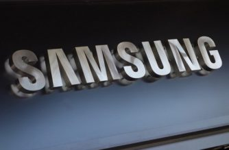"(FILES) This file photo taken on October 11, 2016 shows the Samsung sign logo in New York. Samsung plans to invest $380 million and hire nearly 1,000 workers for a new manufacturing plant for home appliances in South Carolina, the company announced on June 28, 2017.Samsung Electronics America described the plant as a ""state of the art"" facility and alluded in a news release to incentives granted by the state government as a factor in the decision.  / AFP PHOTO / DON EMMERT"