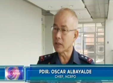 PNP now on metrowide 'full alert status' for SONA