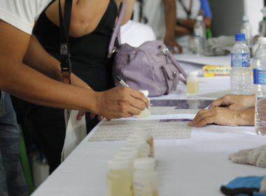 LGU-Biñan nagsagawa ng drug tests sa mahigit 1,400 task force ng lungsod
