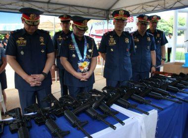 PRO 4-A, nakatanggap ng karagdagang armas at makabagong kagamitan