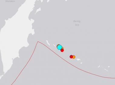 7.7-magnitude quake hits off Russia, tsunami threat: US scientists