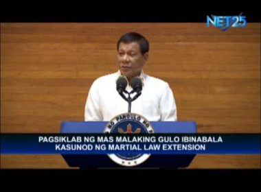 NDF warns of bigger troubles ahead due to martial law extension