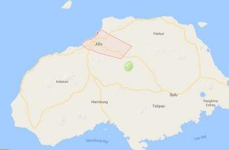 Three inmates killed, one injured in Jolo jailbreak