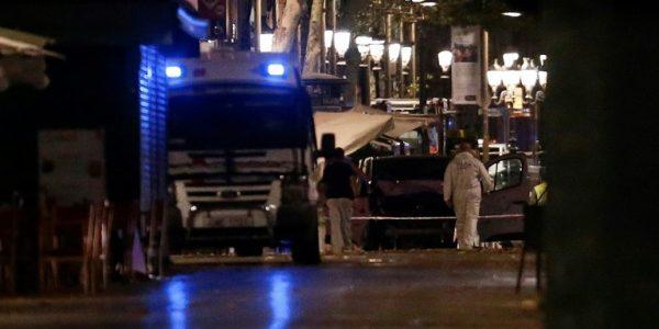 "News in photos:  The  ""killer van"" that took 13 lives in Barcelona"