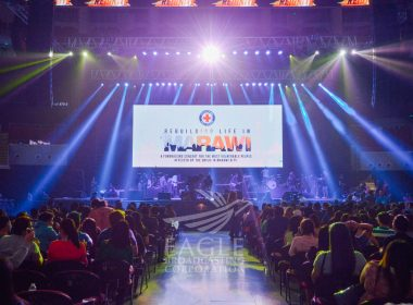 PHL Red Cross stages successful benefit concert to help raise funds for rebuilding Marawi